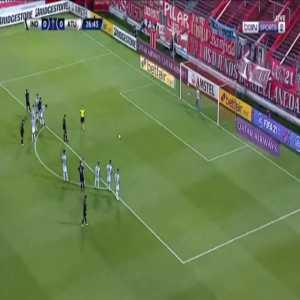 Independiente 1-0 Atlético Tucuman - Silvio Ezequiel Romero penalty 27'