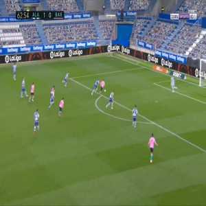 Alaves 1-[1] Barcelona - Antoine Griezmann 63'