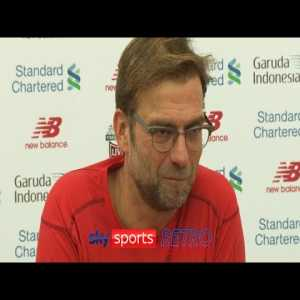 """""""It was the wrong time"""" - Jurgen Klopp on turning down the West Ham job."""