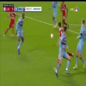VAR disallows Diego Jota's goal vs West Ham
