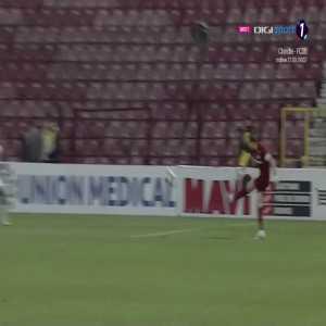 Romania Liga1 - CFR Cluj [1] : 2 Gaz Metan / Ciobotariu 90+2'