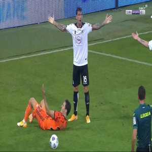 Spezia 1-[4] Juventus - Cristiano Ronaldo penalty 76'