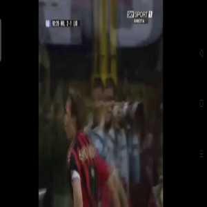 Benzema & Shevchenko Mirror Goals [vs Inter 2020 & vs Lyon 2006]