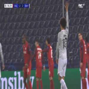RB Salzburg 2-[3] Bayern Munich - Jerome Boateng 79'