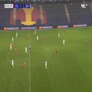 RB Salzburg 2-[4] Bayern Munich - Leroy Sane 83'