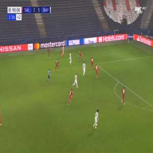 RB Salzburg 2-[6] Bayern Munich - Lucas Hernandez 90'+2'