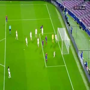 Griezmann miss vs Dynamo Kiev