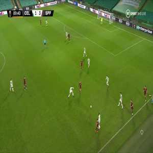 Celtic 1-[4] Sparta Prague: Ladislav Krejci 90'