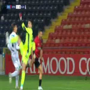 Destanoglu (Besiktas) straight red card vs Gaziantep 55'