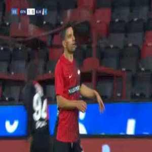 Gaziantep [1]-0 Besiktas - K. Mirallas 44'