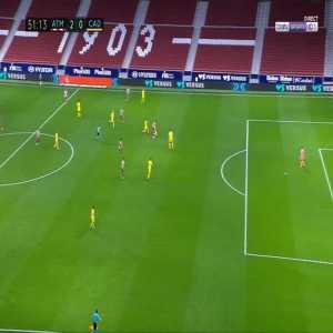 Atlético Madrid 3-0 Cadiz - Luis Suarez 52'