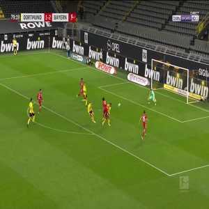 Dortmund 1 - [3] Bayern Munich - Leroy Sané 80'