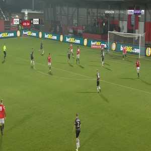 FC United 1-[5] Doncaster - Joshua Sims 50'
