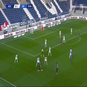 Atalanta [1]-1 Inter - Aleksey Miranchuk 79'