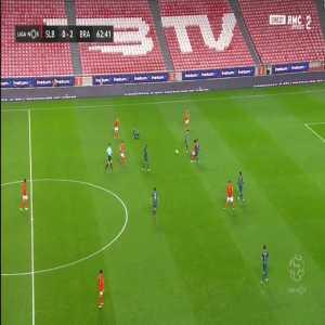 Benfica 0-3 Braga - Francisco Moura 63'