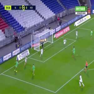 Lyon 0-1 Saint-Etienne - Anthony Lopes OG 40'
