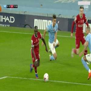 Manchester City 0 - [1] Liverpool - Mohamed Salah (penalty) 13' + call
