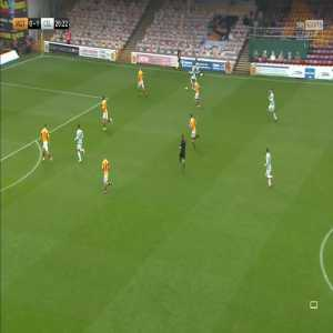 Motherwell 0-[2] Celtic: Mohamed Elyounoussi 27'