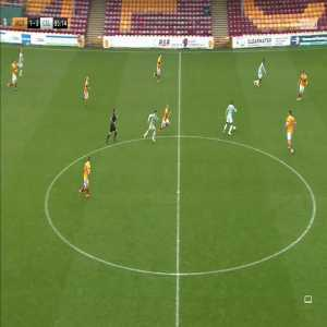 Motherwell 1-[4] Celtic: Olivier Ntcham 86'