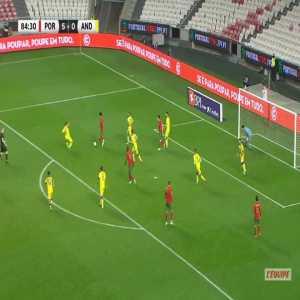 Portugal 6-0 Andorra - Cristiano Ronaldo 86'