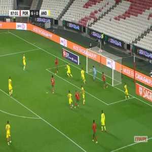 Portugal 7-0 Andorra - Joao Felix 88'