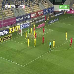 Romania 5-[1] Belarus - Yuri Kendysh 63'