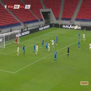 Hungary [1]-1 Iceland - Loic Nego 88'