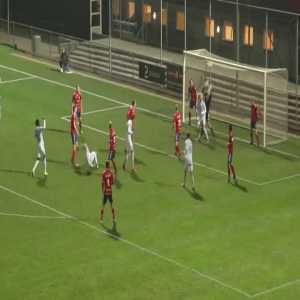 Puskas Contender from Danish Cup (better video quality)