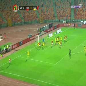 Egypt 1-0 Togo - Mahmoud Attia 53'