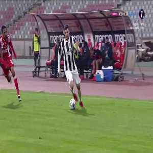 Liga1 Romania: Dinamo 0 - [1] Astra / Gheorghe 47'