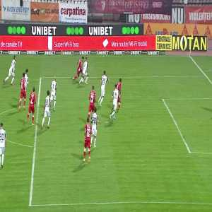 Liga1 Romania: Dinamo [1] - 1 Astra / Magaye Gueye 57'