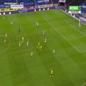 Sweden 1-0 Croatia - Dejan Kulusevski 36'