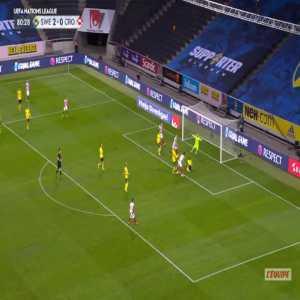Sweden 2-[1] Croatia - Marcus Danielson OG 81'