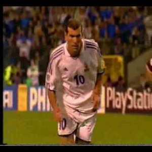 BBC Highlights of Zinedine Zidane from Euro 2000