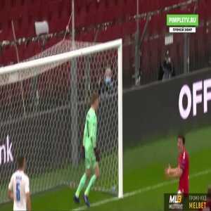 Denmark [2]-1 Iceland - Christian Eriksen penalty 90'+1'