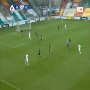 Ireland U21 0-1 Iceland U21 - Sveinn Aron Gudjohnsen 25'