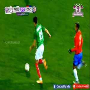 Basque Country 1-0 Costa Rica - Iker Muniain 11'