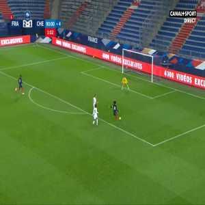France U21 [3]-1 Switzerland U21 - Randal Kolo 90'+2'