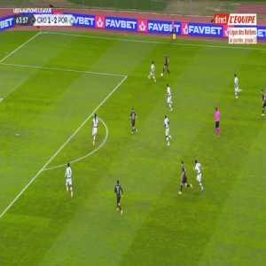 Croatia [2]-2 Portugal - Mateo Kovacic 65'