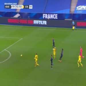 France [4] - 2 Sweden - Kingsley Coman 90+4'