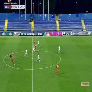 Montenegro 2-0 Cyprus - Aleksandar Boljevic 25'