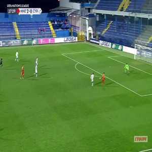 Montenegro 3-0 Cyprus - Aleksandar Boljevic 28'