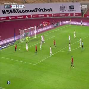Spain [6] - 0 Germany - Oyarzabal 89'