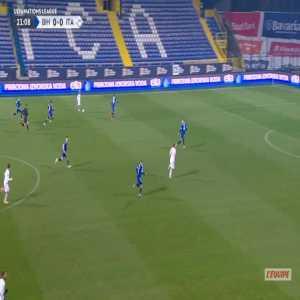 Bosnia & Herzegovina 0-1 Italy - Andrea Belotti 22'