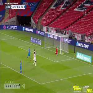 England 4-0 Iceland - Phil Foden 84'