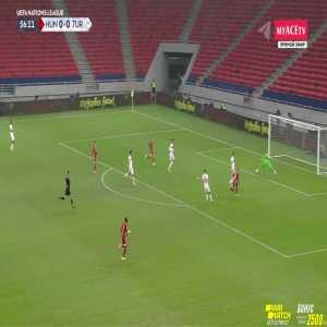 Hungary 1-0 Turkey - David Siger 57'