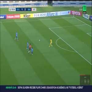 Thomas Heward-Belle straight Red Card - Sydney FC 1-2 Shanghai SIPG