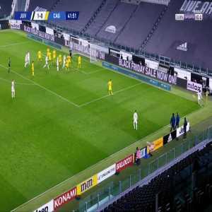 Juventus 2-0 Cagliari - Cristiano Ronaldo 42'