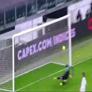 Juventus-Cagliari 1-0 Cristiano Ronaldo