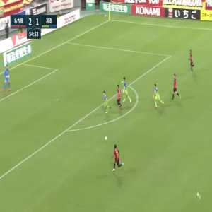 Nagoya Grampus (3)-1 Shonan Bellamre - Gabriel Xavier nice volley goal